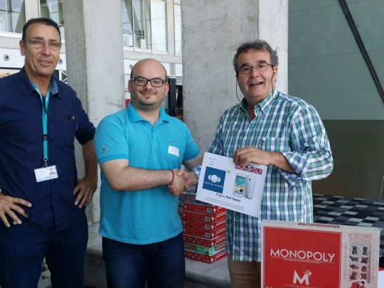 Torneo Monopoly Balearia Port