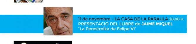 (Español) Encuentro de poetas de las Pitiusas y el País Valencià en Baleària Port