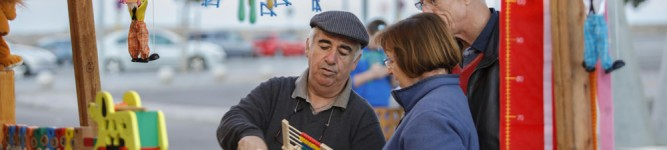 (Español) El mercadillo de Navidad se instala en Baleària Port