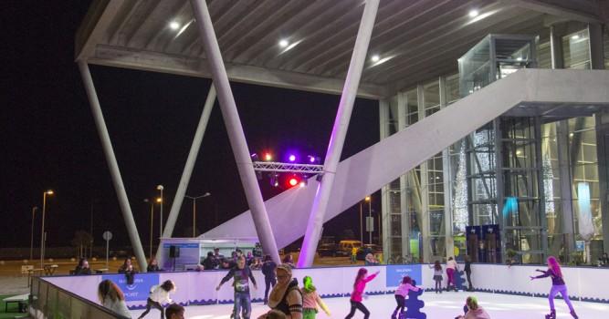 Baleària Port finaliza su programación navideña con más actividades para niños