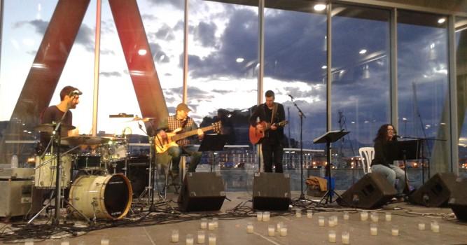 Concert solidari a Dénia amb les actuacions d'Andreu Valor i Meteor