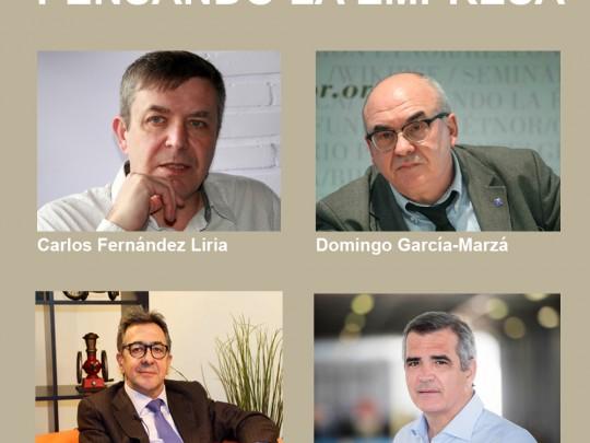 (Español) La Fundació Baleària organiza la jornada 'Pensando la empresa'
