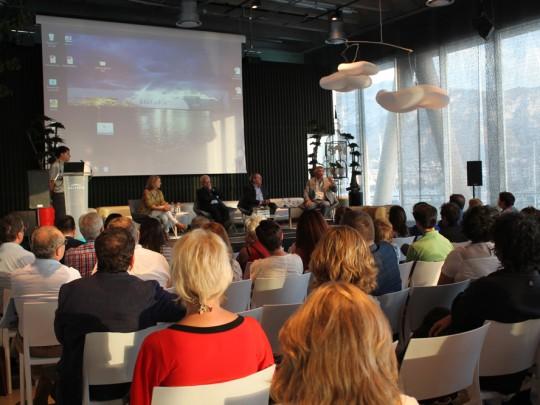 (Español) La jornada sobre RSE en Baleària Port acoge a un centenar de personas