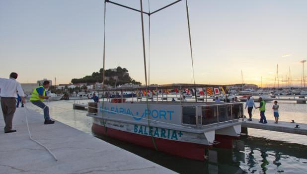 'La Panseta' ha transportado más de 400.000 pasajeros en tres años