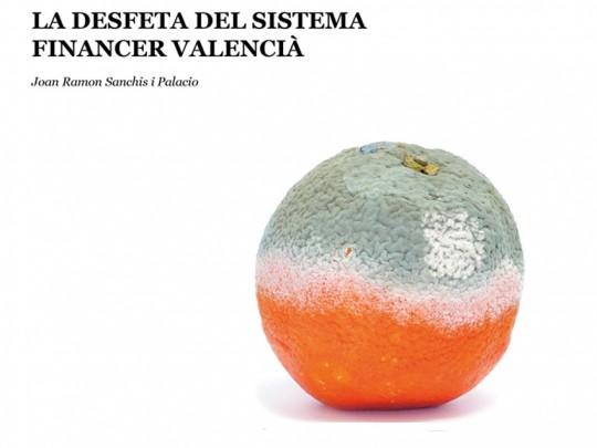 (Español) El Director General de Economía de la Generalitat presenta un libro de Sanchis i Palacio