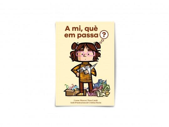 """(Español) Presentación del libro """"A mi, què em passa?"""" y concierto de The Soulomonics"""
