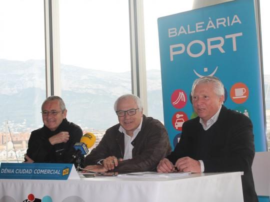 (Español) Baleària Port y ACE Dénia firman un acuerdo para ofrecer parking gratuito