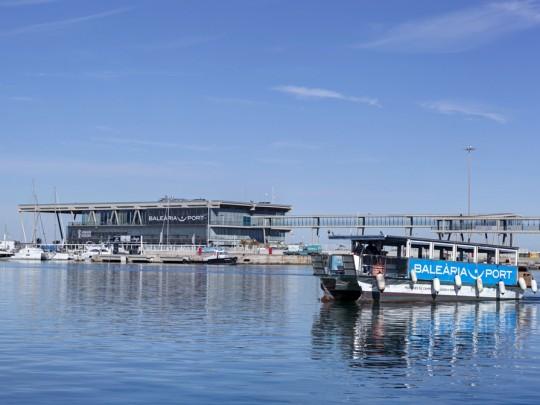 (Español) Baleària Port trabaja para la certificación turística como puerto de cruceros y ferris