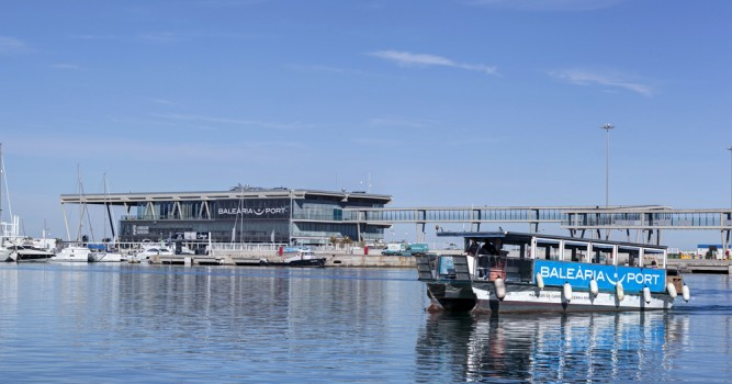 Baleària Port treballa per la certificació turística com a port de creuers i ferris