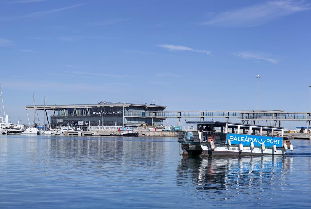 Baleària Port trabaja para la certificación turística como puerto de cruceros y ferris