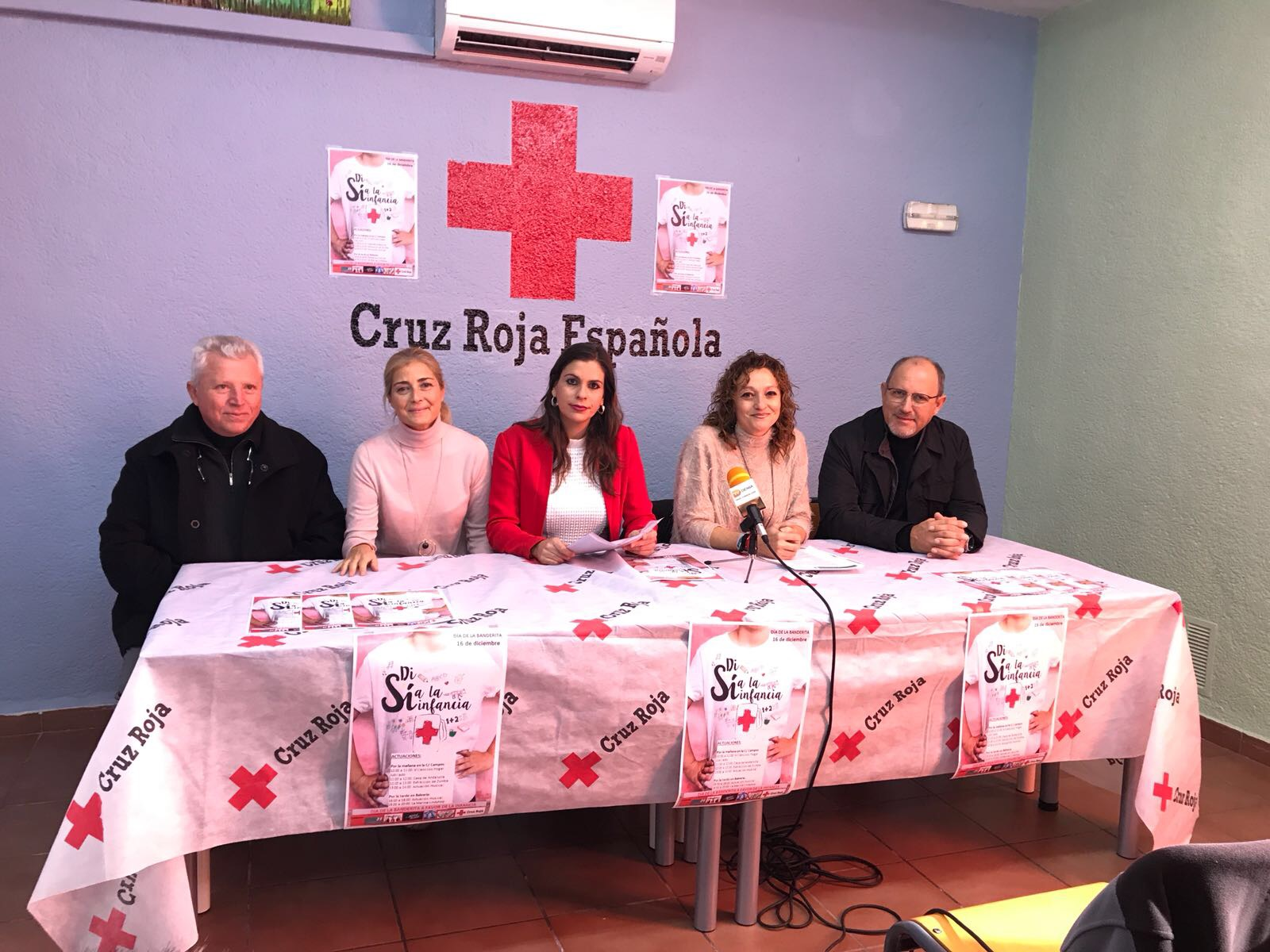 Fundació Baleària colabora con Cruz Roja en La Fiesta de la Banderita