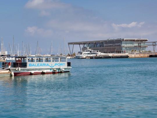 (Español) 'La Panseta' de Baleària transportó 250.000 pasajeros en 2017