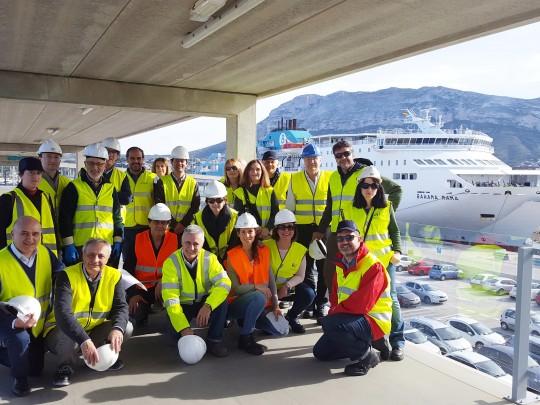 """(Español) Baleària colabora en las """"Jornadas Prácticas sobre Convenio de Trabajo Marítimo"""""""
