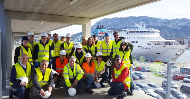 """Baleària col·labora en les """"Jornades Pràctiques sobre Conveni de Treball Marítim"""""""