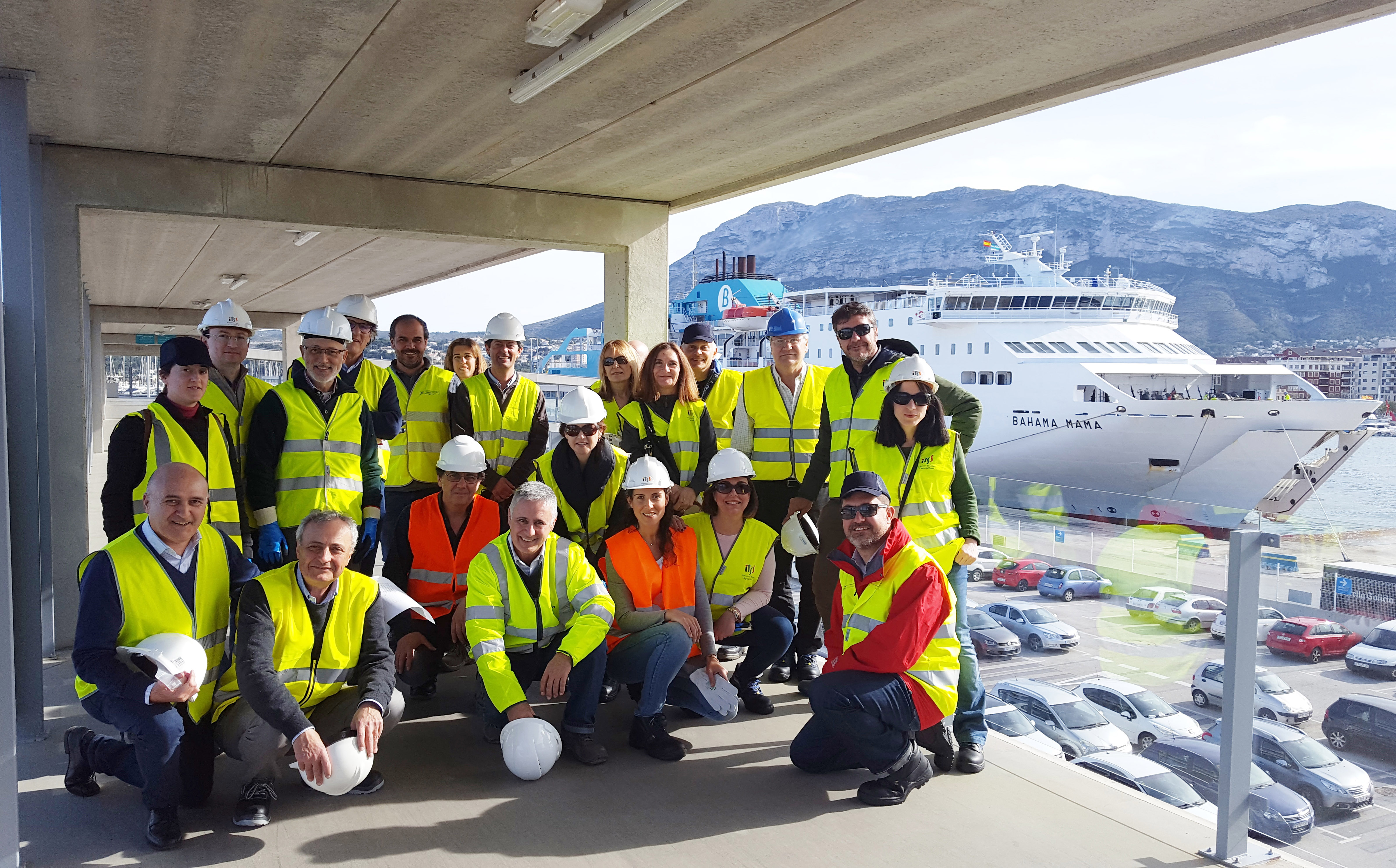 """Baleària colabora en las """"Jornadas Prácticas sobre Convenio de Trabajo Marítimo"""""""