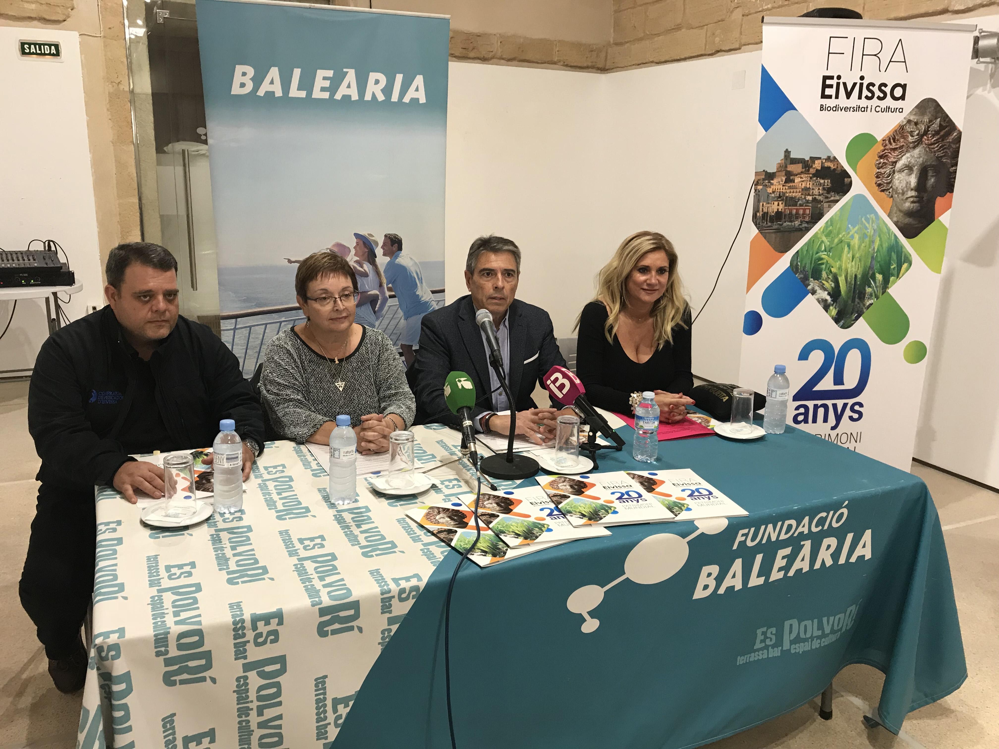 (Español) Acuerdo de Baleària con el Ayuntamiento d'Eivissa para promocionar la ciudad