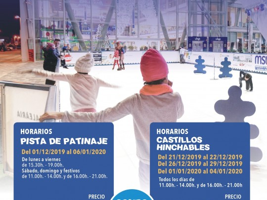 (Español) Baleària Port celebra la Navidad con actividades para toda la familia